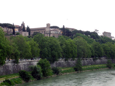 Aventine and the Tiber antmoose - Flickr Creative Commons License
