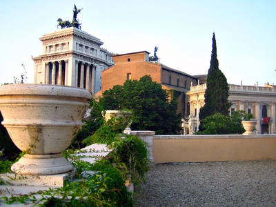 Capitoline Hill antmoose - Flickr Creative Commons License