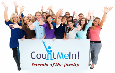 CountMeIn Family To Family Networking